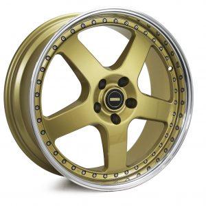 Simmons FR-1 GOLD MIRROR LIP