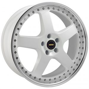 Simmons FR-1 WHITE MIRROR LIP